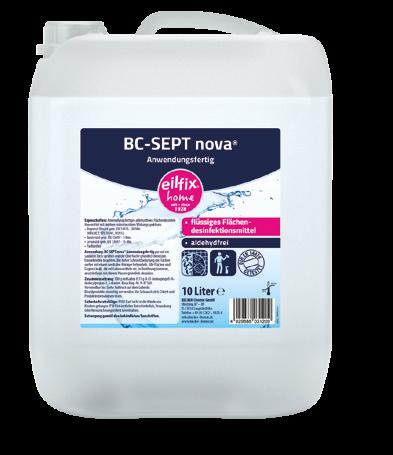 BC Sept nova 10 Liter Kanister