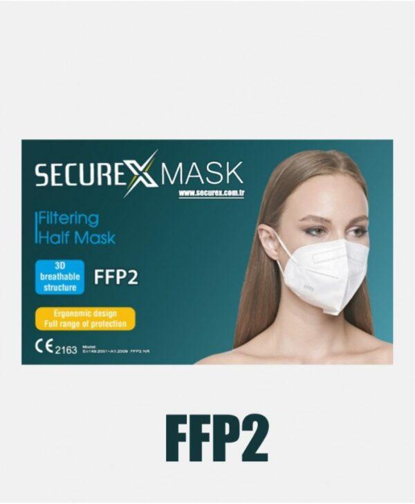 Securex Schutzmaske FFP2