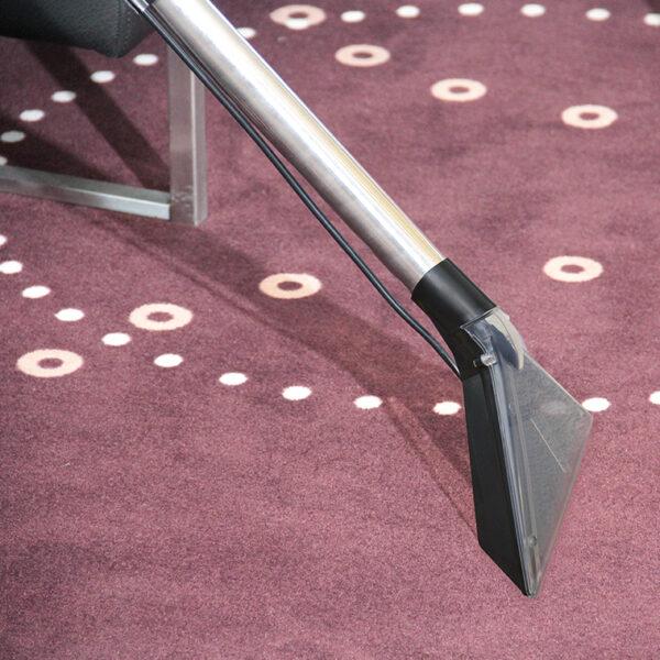 Teppichbodenreinigung mit SE 7